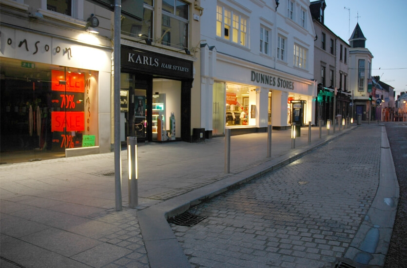 Stainless Steel Led Bollards Uk By Veelite