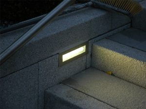 Recessed Wall Light